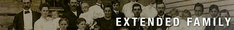 Extended Family Banner