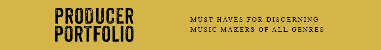 Producer Portfolio Range Banner Image