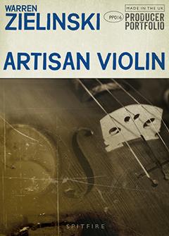 ARTISAN VIOLIN 2D IMAGE