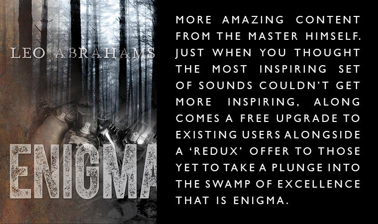 Enigma Redux Banner